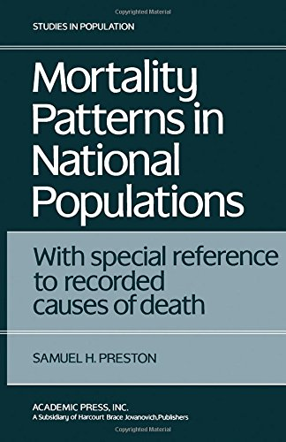 9780125644501: Mortality Patterns in National Populations: With Special Reference to Recorded Causes of Death (Studies in population)