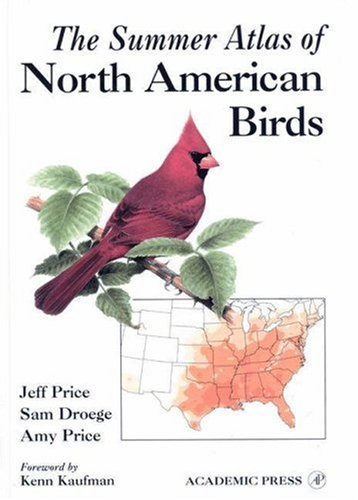 9780125646604: The Summer Atlas of North American Birds