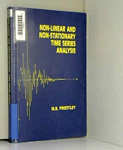 9780125649117: Non-linear and Stationary Time Series Analysis