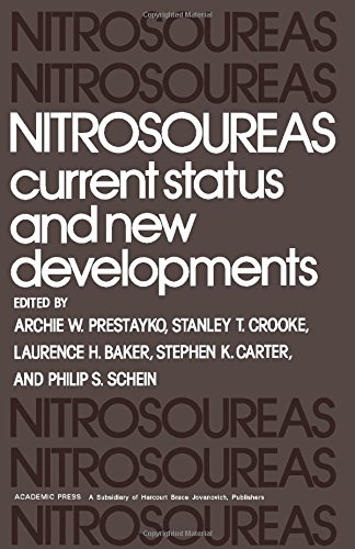 9780125650601: Nitrosoureas: Current Status and New Developments