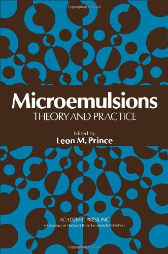 9780125657501: Microemulsions: Theory and Practice