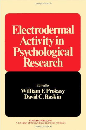 9780125659505: Electrodermal Activity in Psychological Research