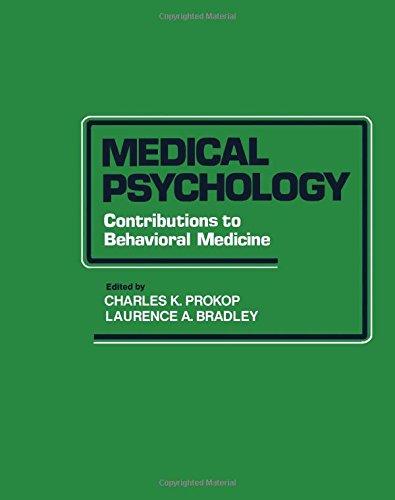 9780125659604: Medical Psychology: Contributions to Behavioural Medicine