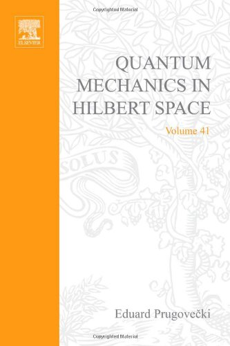 9780125660501: Quantum Mechanics in Hilbert Space