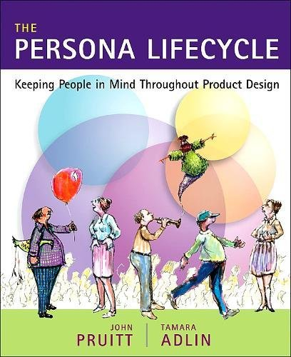 9780125662512: The Persona Lifecycle: Keeping People in Mind Throughout Product Design