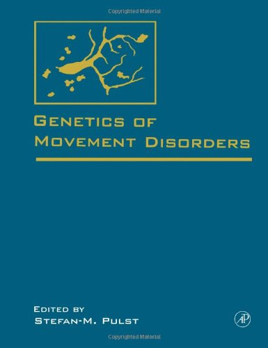 9780125666527: Genetics of Movement Disorders