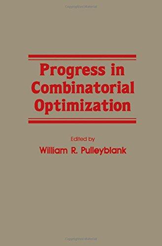 9780125667807: Progress in combinatorial optimization