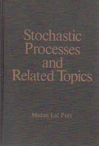 9780125680011: Stochastic Processes and Related Topics