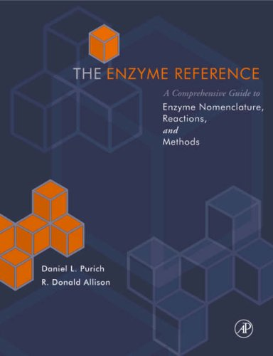 9780125680417: The Enzyme Reference: A Comprehensive Guidebook to Enzyme Nomenclature, Reactions, and Methods