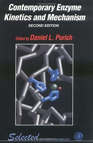 9780125680523: Contemporary Enzyme Kinetics and Mechanism, Second Edition: Selected Methods in Enzymology