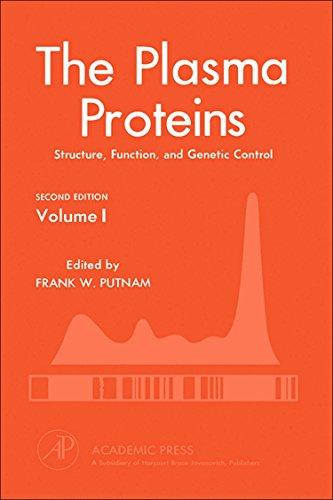 9780125684019: Plasma Proteins: v. 1