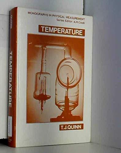 9780125696807: Temperature (Monographs in physical measurement)
