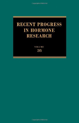 9780125711357: Recent Progress in Hormone Research: Proceedings