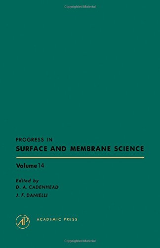 9780125718141: Progress in Surface and Membrane Science, Vol. 14