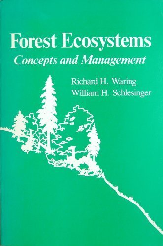 9780125734417: Forest ecosystems: Concepts and management