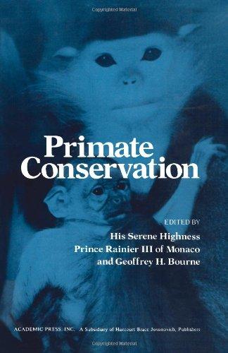 9780125761505: Primate Conservation