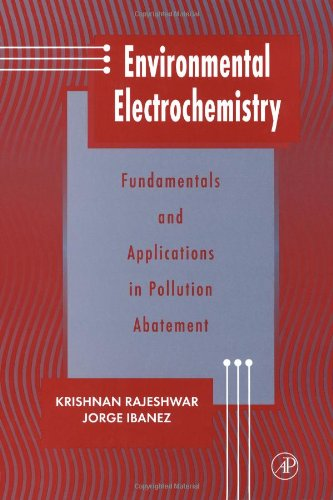 9780125762601: Environmental Electrochemistry: Fundamentals and Applications in Pollution Sensors and  Abatement