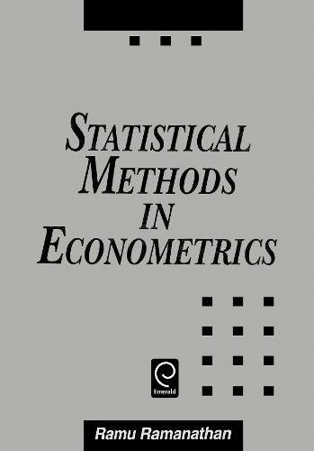 9780125768306: Statistical Methods in Econometrics