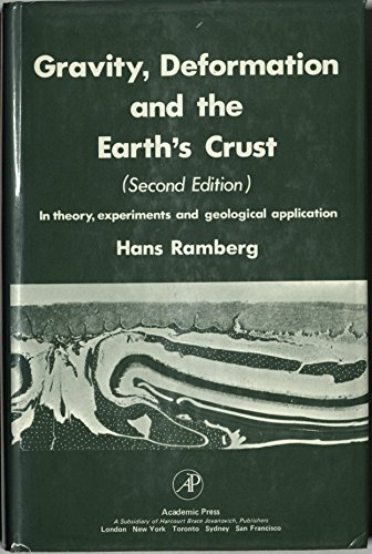 9780125768603: Gravity, Deformation, and the Earth's Crust
