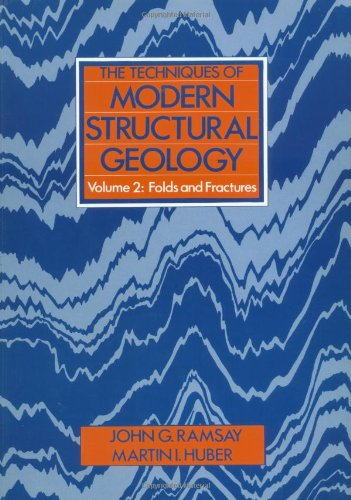 9780125769228: The Techniques of Modern Structural Geology: Folds and Fractures