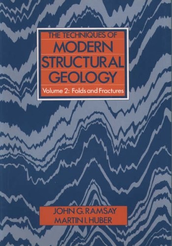 9780125769228: The Techniques of Modern Structural Geology Volume 2: Vol.2