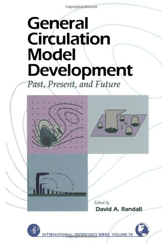 9780125780100: General Circulation Model Development, Volume 70: Past, Present, and Future (International Geophysics)