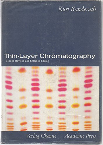9780125788564: Thin-layer Chromatography