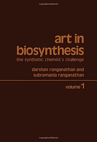 9780125800013: Art in Biosynthesis: Synthetic Chemist's Challenge v. 1