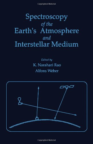 Spectroscopy of the Earth's Atmosphere and Interstellar: K. Narahari Rao;