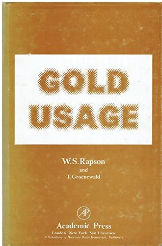 9780125812504: Gold Usage