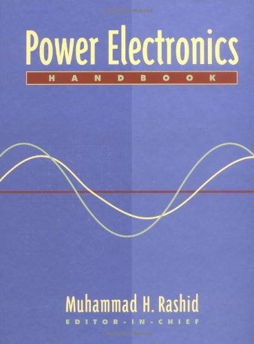 9780125816502: Power Electronics Handbook