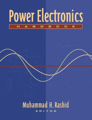 9780125816502: Power Electronics Handbook (Academic Press Series in Engineering)