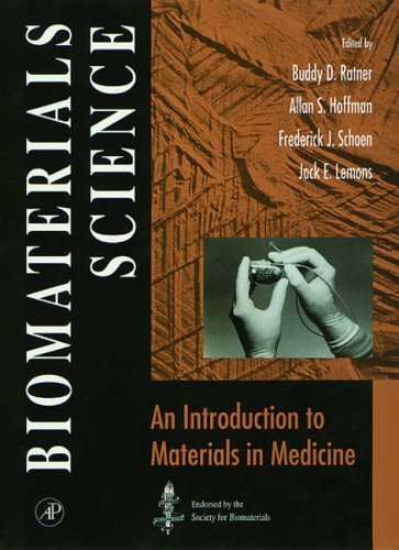 9780125824613: Biomaterials Science:: An Introduction to Materials in Medicine