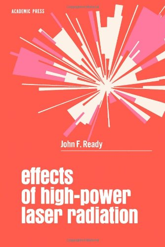 9780125839501: Effects of High Power Laser Radiation