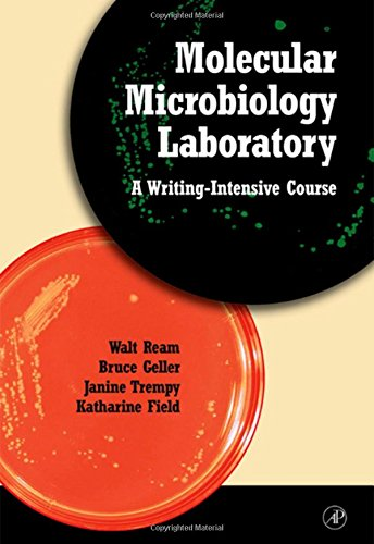 9780125839914: Molecular Microbiology Laboratory: A Writing-intensive Course