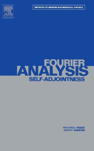9780125850025: Fourier Analysis, Self-Adjointness (Methods of Modern Mathematical Physics, Vol. 2)