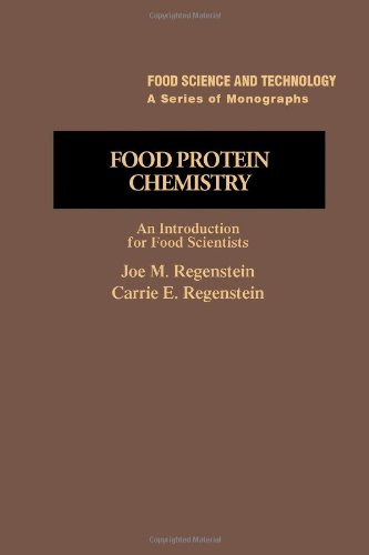 9780125858205: Food Protein Chemistry: An Introduction for Food Scientists (Food Science and Technology (Academic Press))