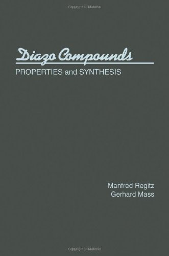 9780125858403: Diazo Compounds: Properties and Syntheses
