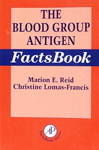 9780125859653: The Blood Group Antigen Factsbook