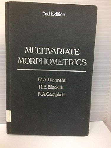 9780125869706: Multivariate Morphometrics