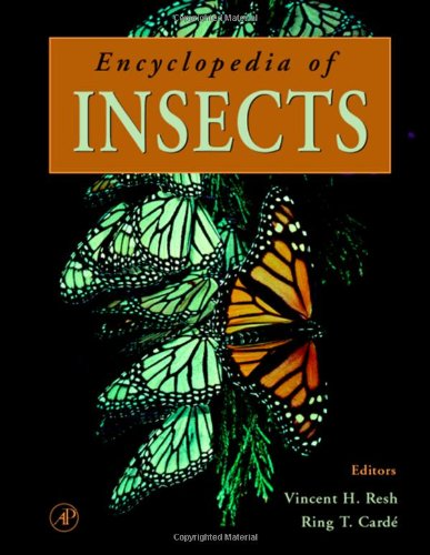 9780125869904: Encyclopedia of Insects