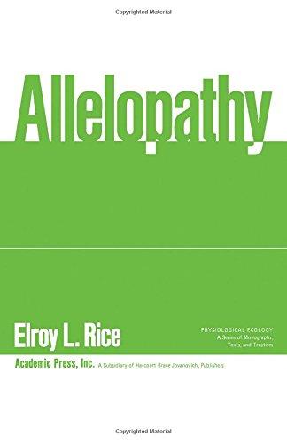 9780125870504: Allelopathy