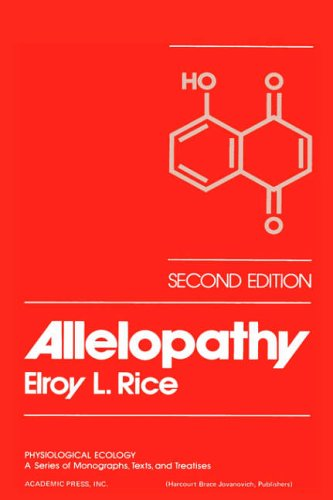9780125870559: Allelopathy (Physiological Ecology)