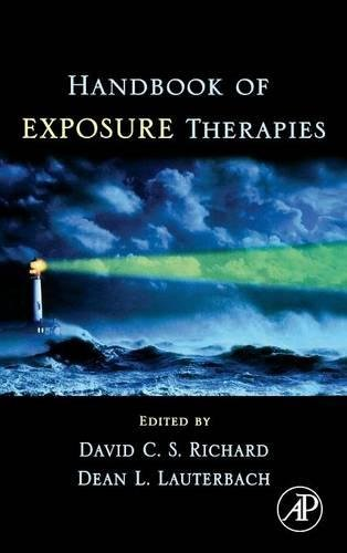 9780125874212: Handbook of Exposure Therapies