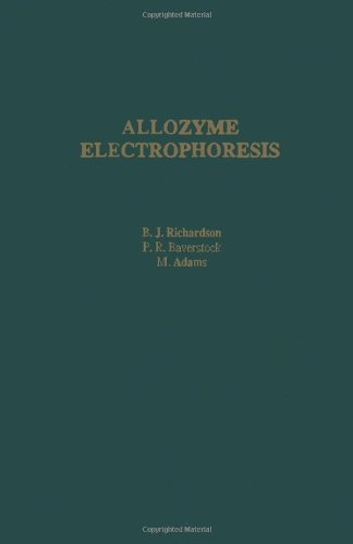 9780125878401: Allozyme Electrophoresis: A Handbook for Animal Systematics and Population Studies