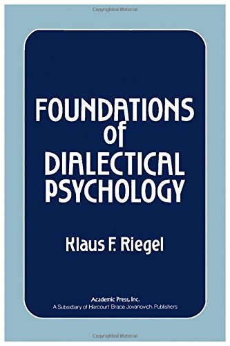 9780125880800: Foundations of Dialectical Psychology