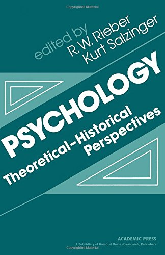 9780125882651: Psychology: Theoretical/Historical Perspectives