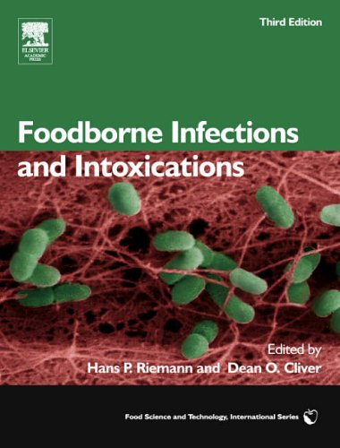 9780125883658: Foodborne Infections and Intoxications, Third Edition (Food Science and Technology)