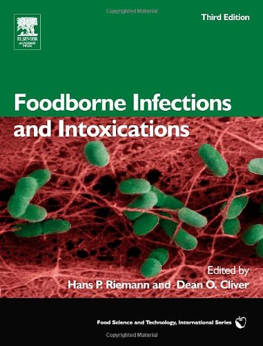9780125883658: Foodborne Infections and Intoxications (Food Science and Technology)