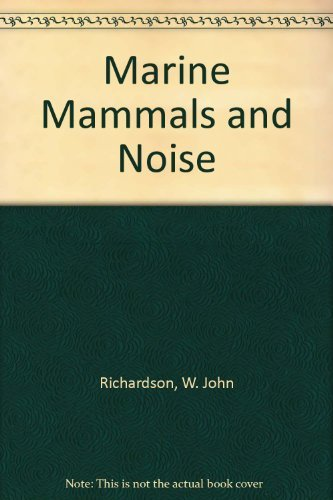 9780125884402: Marine Mammals and Noise